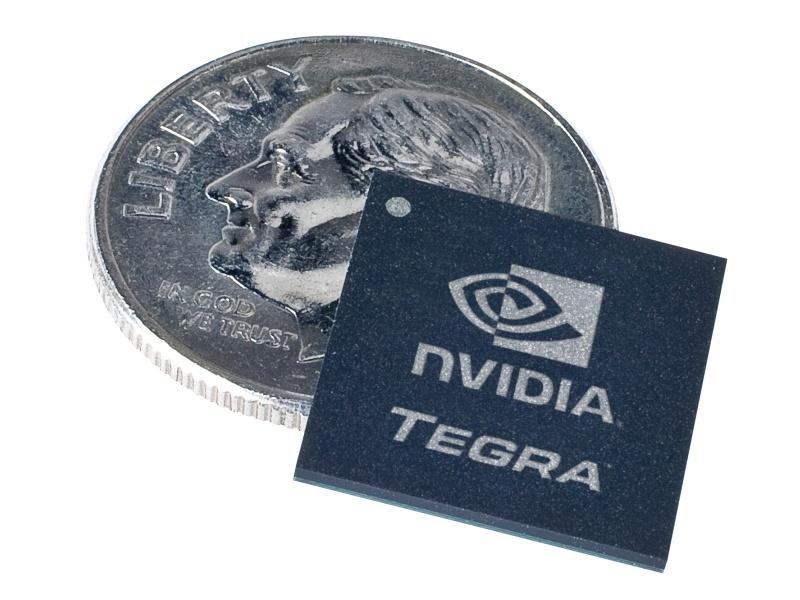 NVIDIA Tegra: számítógép egyetlen chipben