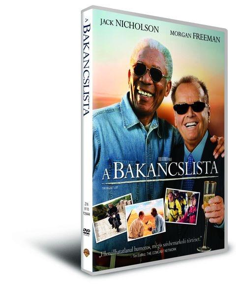 DVD-n is megjelenik a Bakancslista