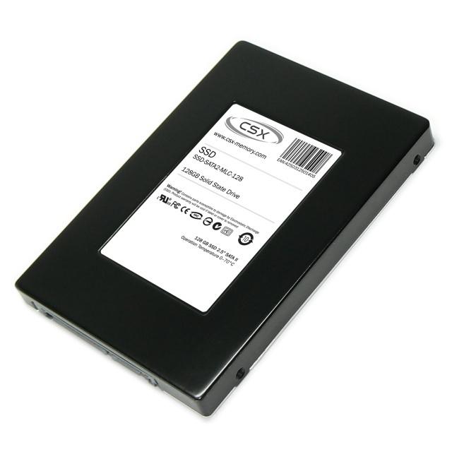 SSD adattárolók a CSX-től