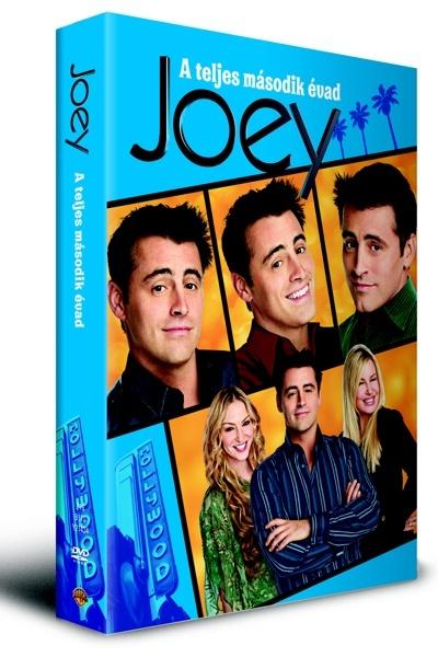 Augusztusban jön a Joey második évadja