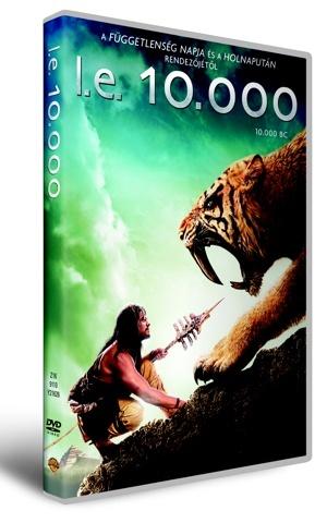 Augusztusban érkezik az I.e. 10000 DVD