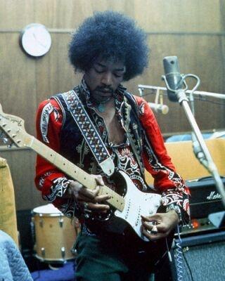 Jimi Hendrix is szerepel az új Guitar Heroban