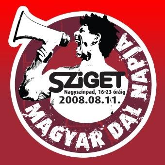 Magyar dalok a Szigeten és a radiocaféban