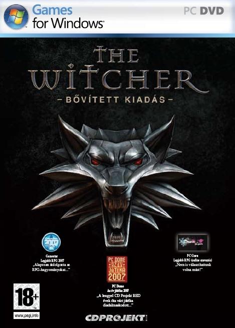 Hamarosan jön a The Witcher bővített kiadása