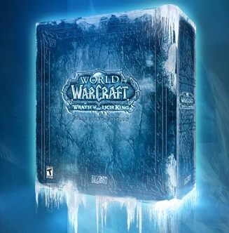 November 13-án érkezik a World of Warcraft: Wrath of the Lich King