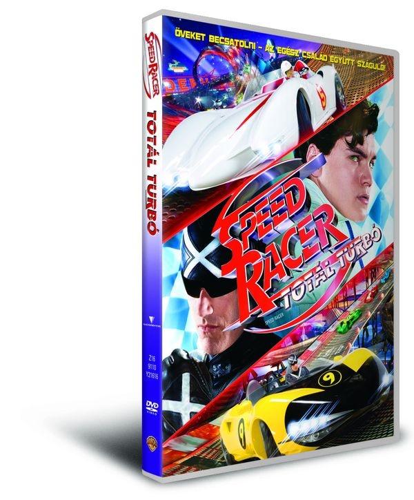 DVD-n érkezik a Speed Racer