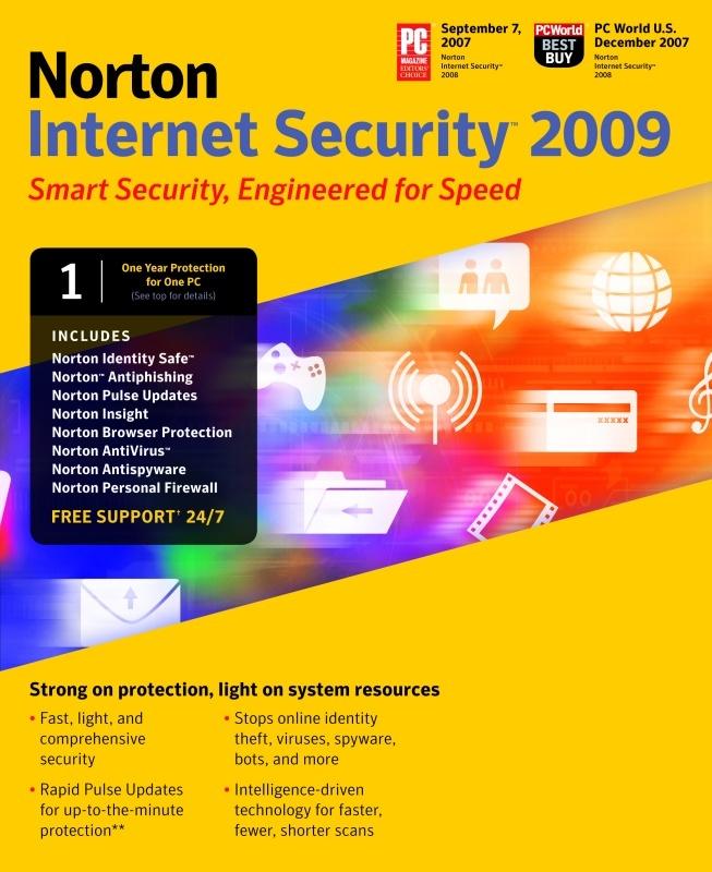 Megérkeztek a 2009-es szériájú Norton termékek