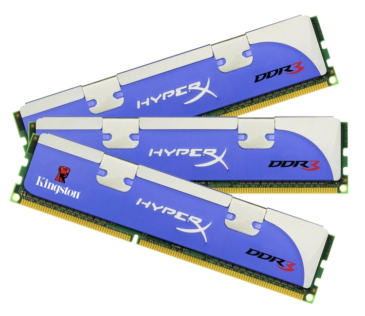 Kingston - HyperX DDR3 2 GHz órajelű memória