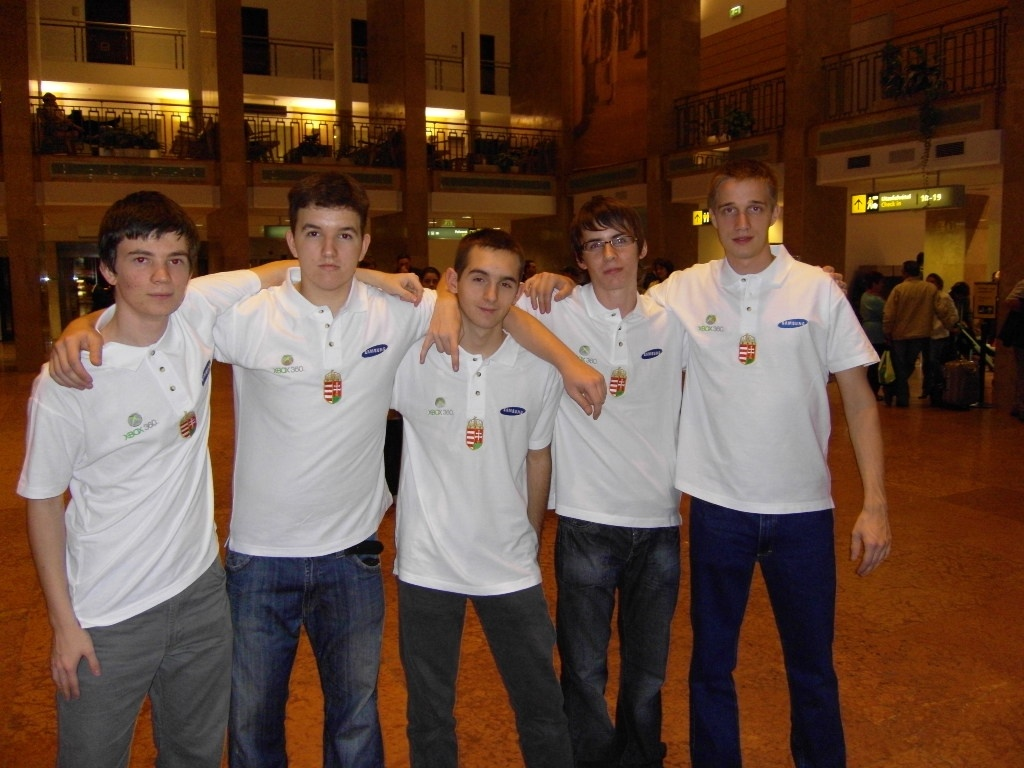 Öt magyar a kölni WCG világdöntőben