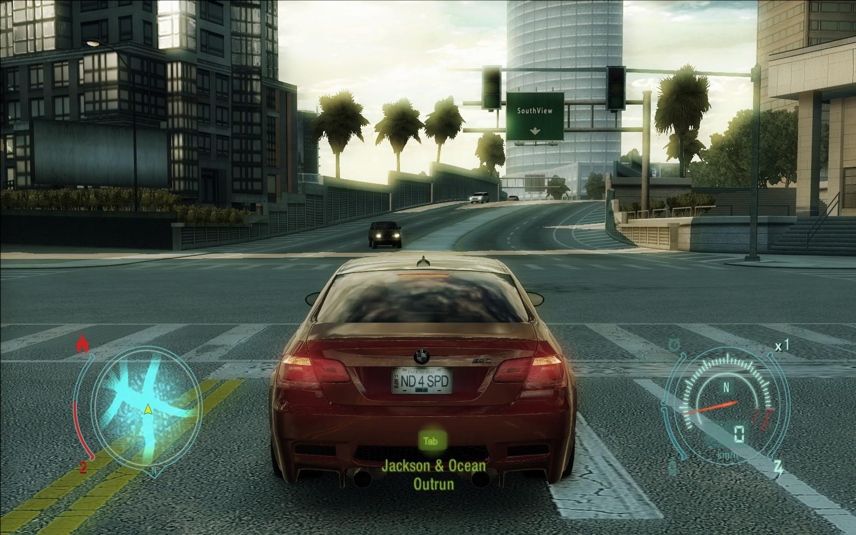 Need for Speed Undercover - itt a HD Texture Mod
