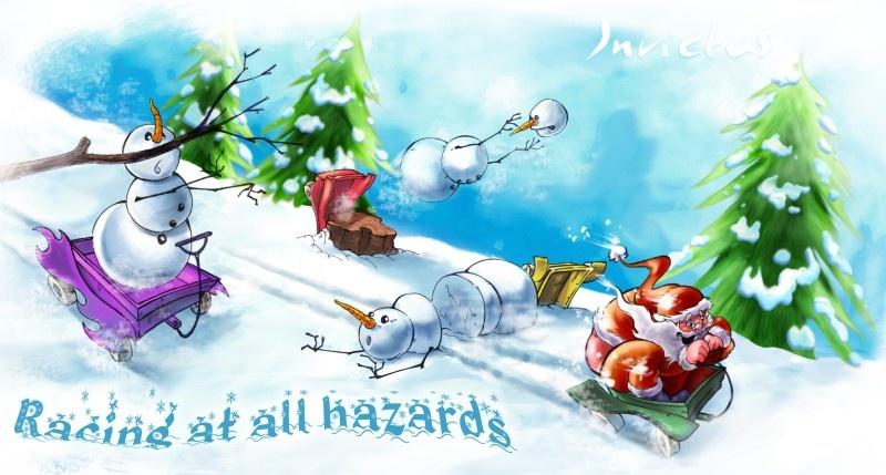 Karácsonyi üdvözlet az Invictustól