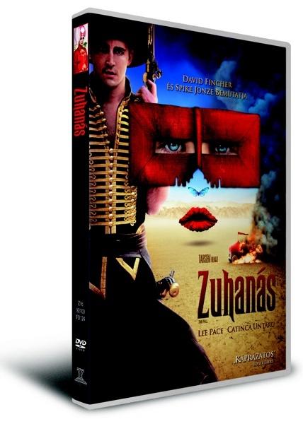 Márciusban érkezik a Zuhanás DVD