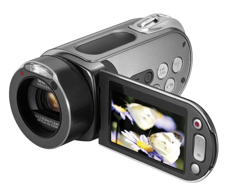 SSD-re rögzítő Samsung videokamerák