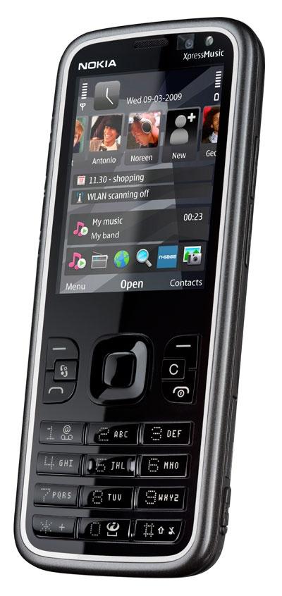 Tavasszal érkezik a Nokia 5630 XpressMusic