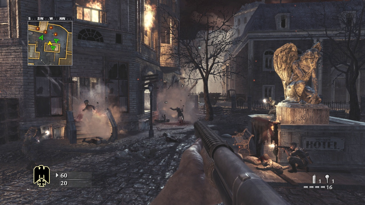 Call of Duty: World At War - még több náci zombi
