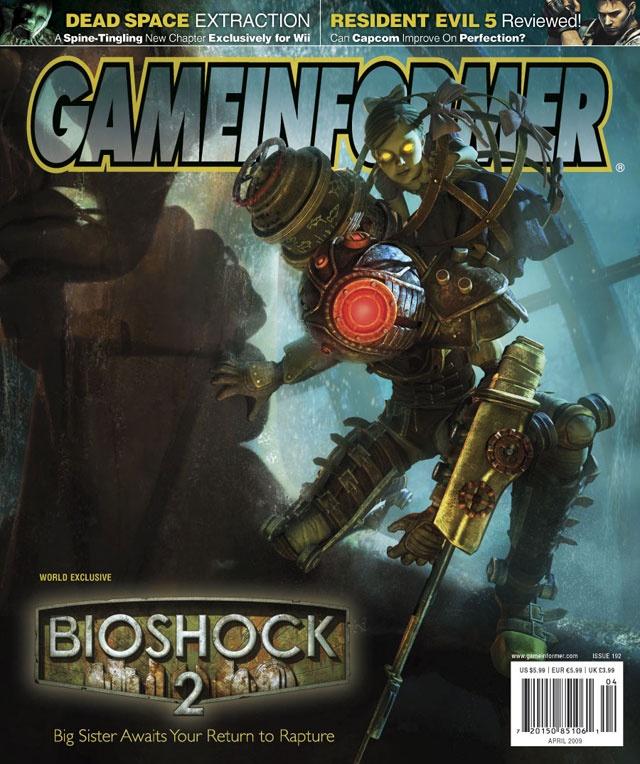 BioShock 2 - Big Sisters (?)