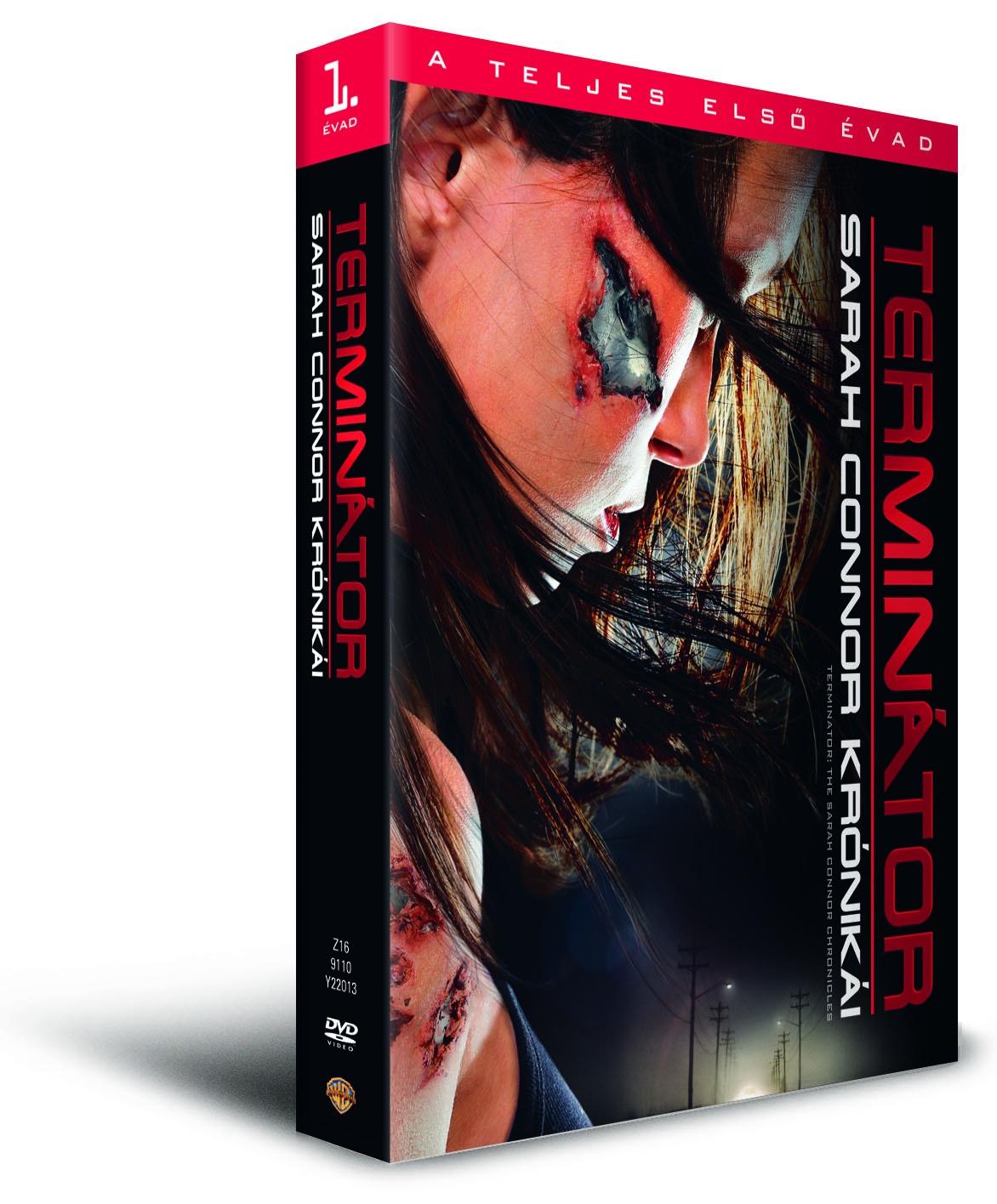 DVD-n jön a Terminátor sorozat