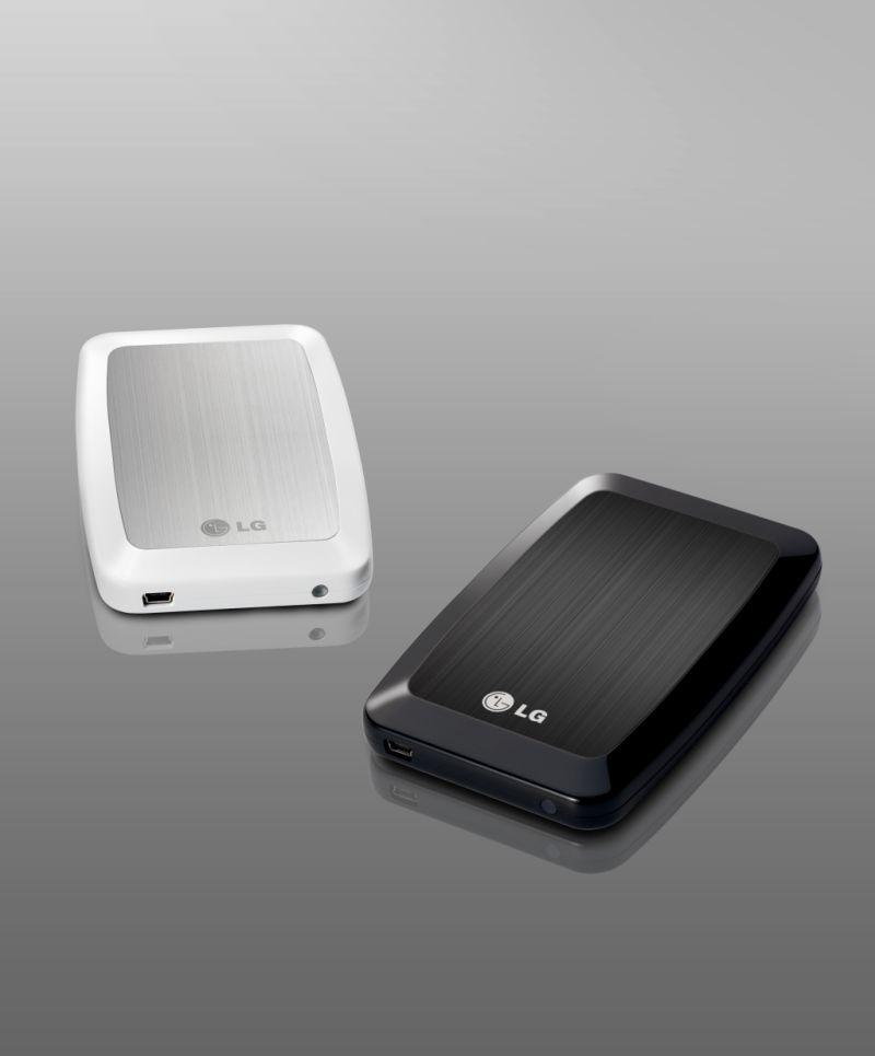 Hazánkban is elérhető az LG XD2 háttértároló