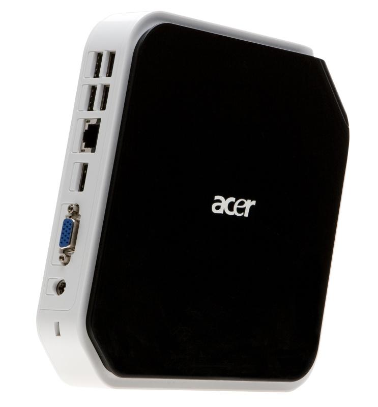 Acer AspireRevo - nettop gép kimagasló teljesítménnyel