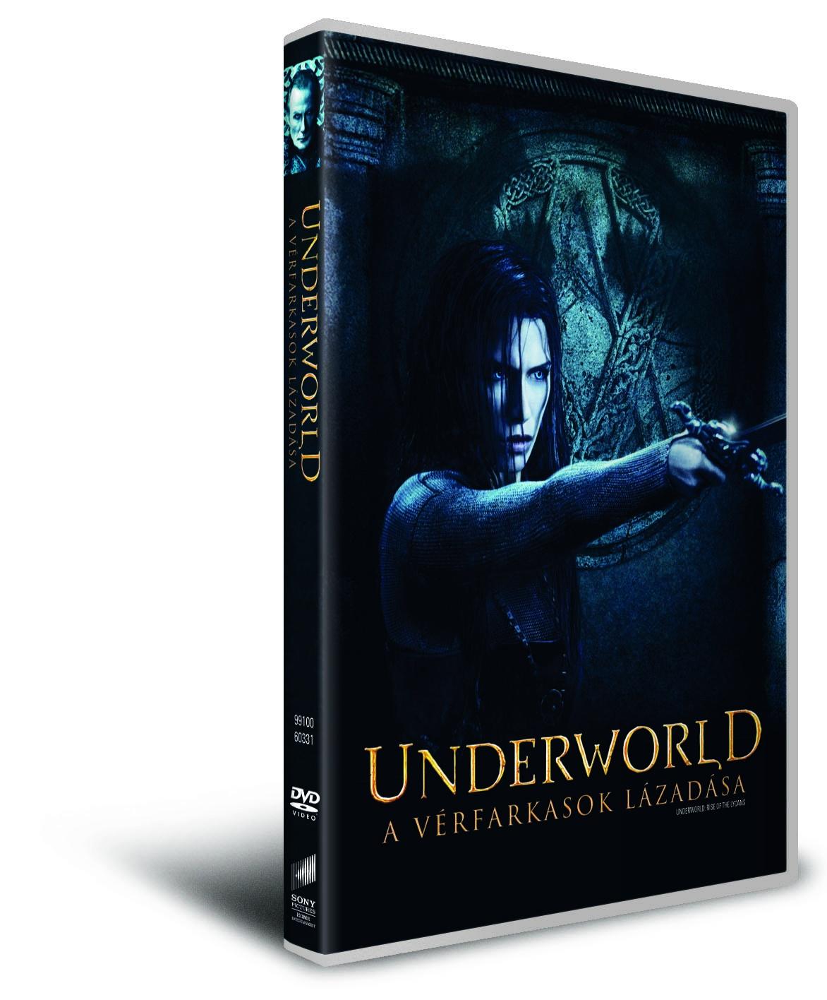 DVD-n érkezik az Underworld harmadik része.