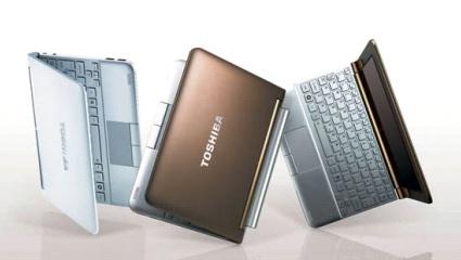 Toshiba NB200: új netbook érkezik
