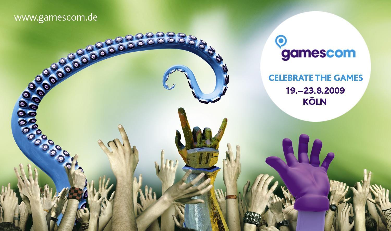 Több mint 300 kiállító a gamescomon
