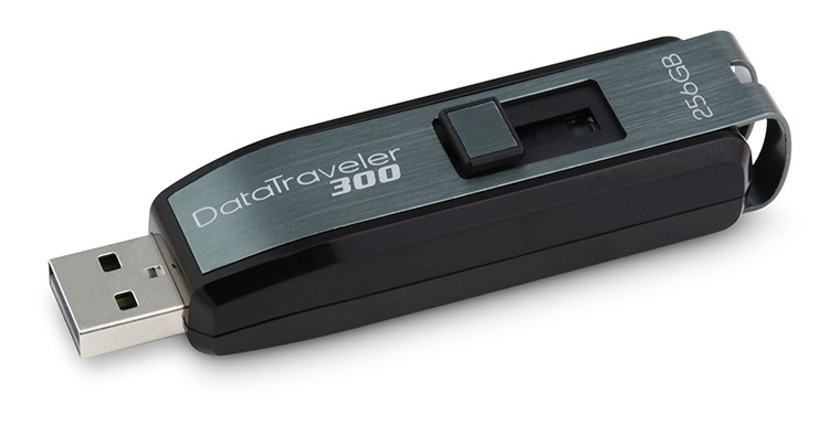 256 GB-os Kingston DataTraveler pendrive