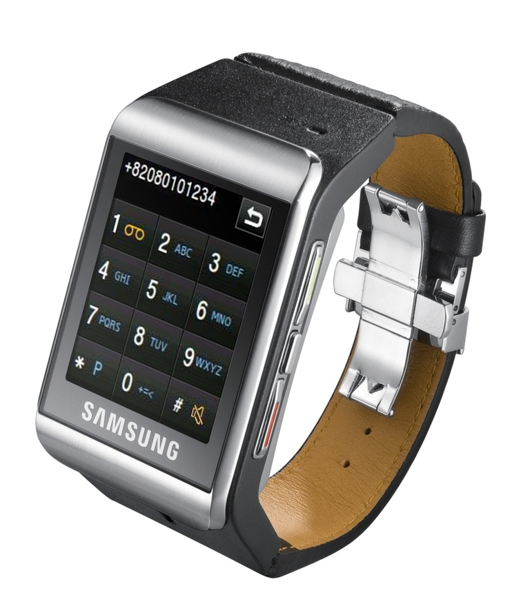 Samsung - S9110, az óratelefon
