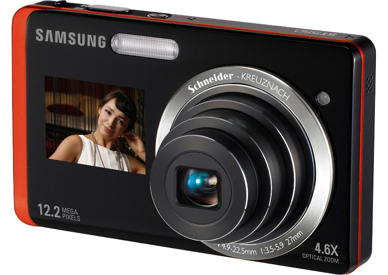 Samsung - új arcfelismerő fényképezőgép