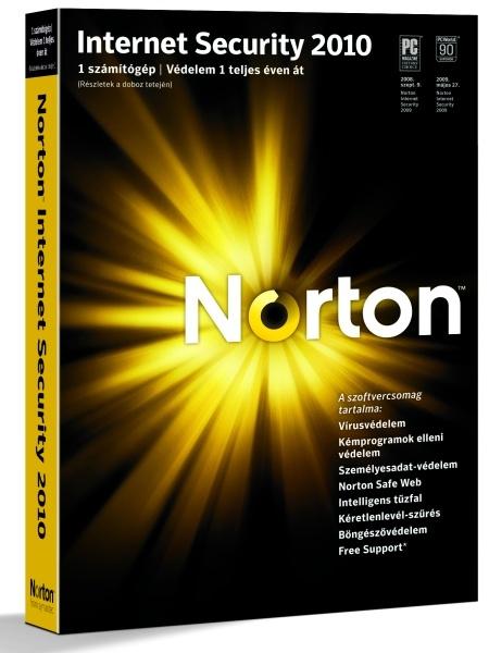 Megérkeztek a Norton 2010 termékek