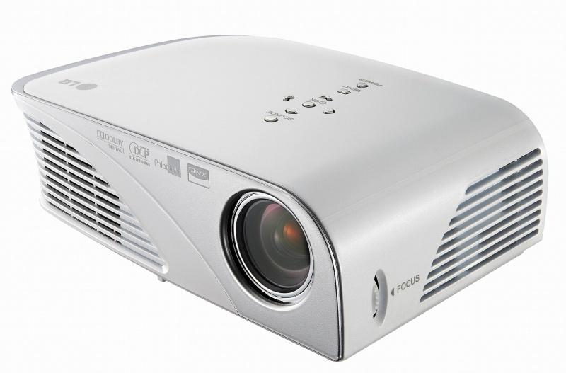 LG HS201G: LED-es projektor