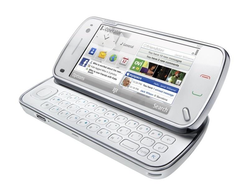 2.0-ra frissült a Nokia N97 szoftvere