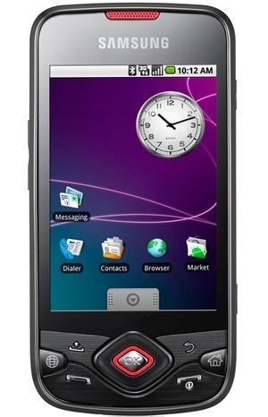 A Samsung is Androidos mobillal érkezik