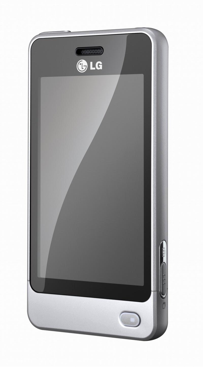 LG - új érintőképernyős mobil érkezik