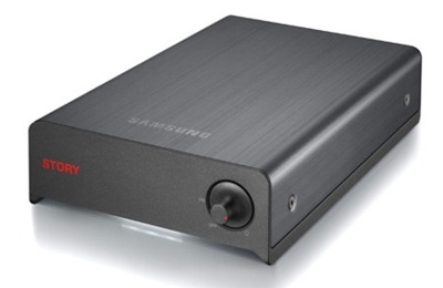 Samsung STORY Station Plus: 2 TB-os eSATA külső merevlemez