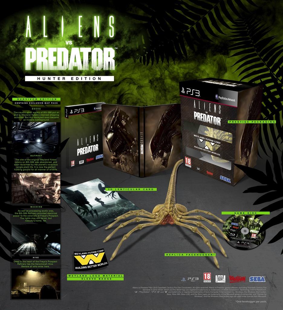 Aliens vs. Predator - közel a megjelenés