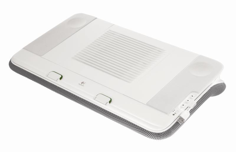 Logitech - hamarosan Európába érkezik a Speaker Lapdesk N700