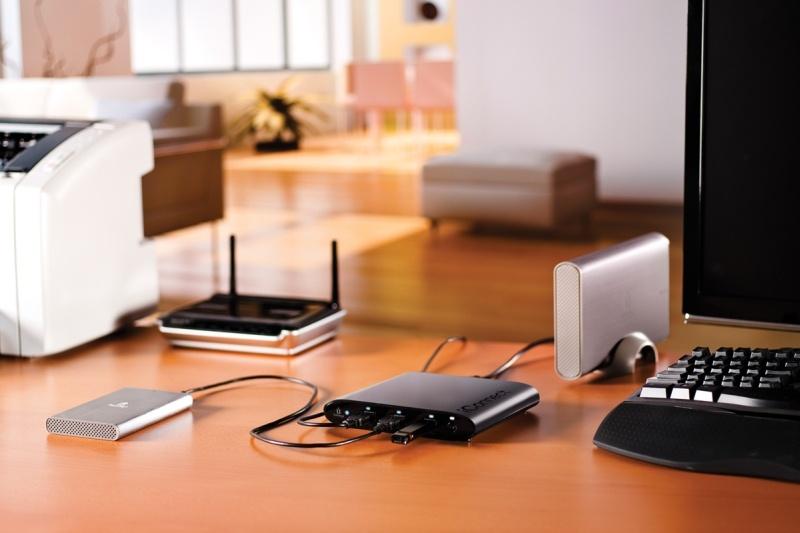 Iomega iConnect: hálózati adattárolás USB eszközökkel