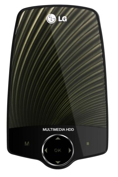 LG XF2 Full HD médialejátszó és adattároló
