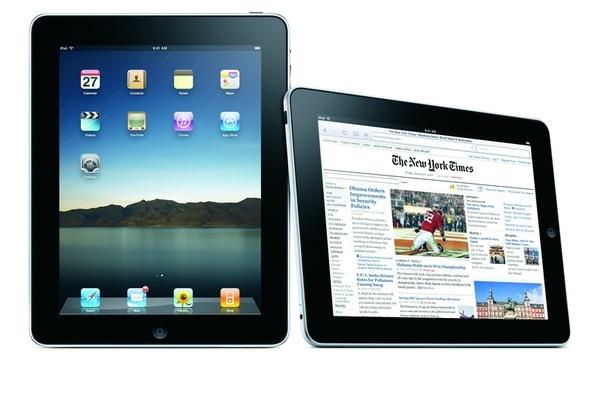 Jön az iPad
