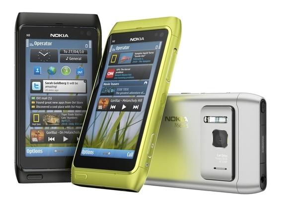 Ősszel érkezik a Nokia N8
