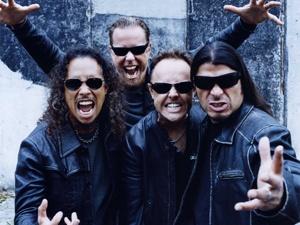 Jövő pénteken Budapesten a Metallica