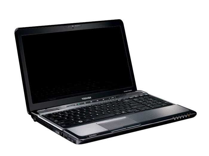 Toshiba Satellite A660 multimédiás notebook