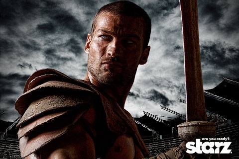 Andy Whitfield gyógyulóban