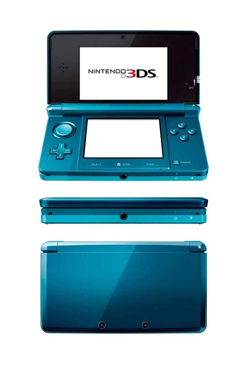 3D-s grafika szemüveg nélkül a Nintendo 3DS-en