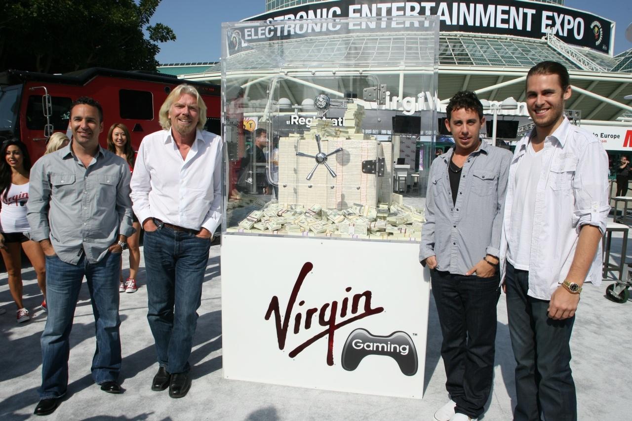 Virgin Gaming: nyerj a játékaiddal!