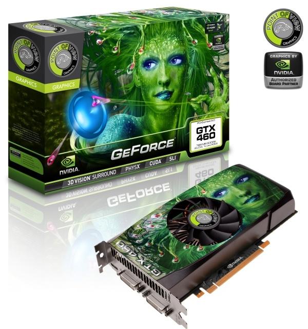 NVIDIA GeForce GTX 460 - DirectX 11 200 dollár alatt