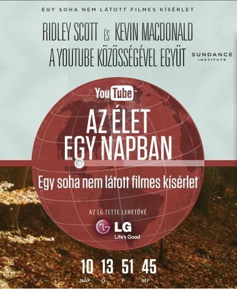 Az élet egy napban - filmkísérlet Ridley Scottal