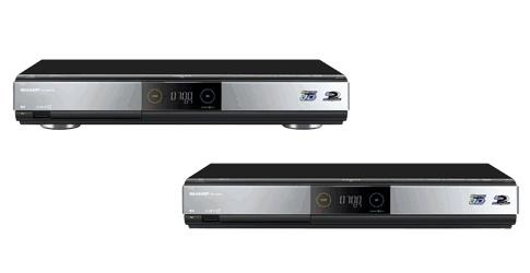 100 GB-os Blu-ray lemez és új felvevő-lejátszók a Sharptól
