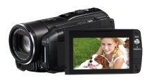 Canon LEGRIA HF M32 - Full HD kamera 64 GB memóriával